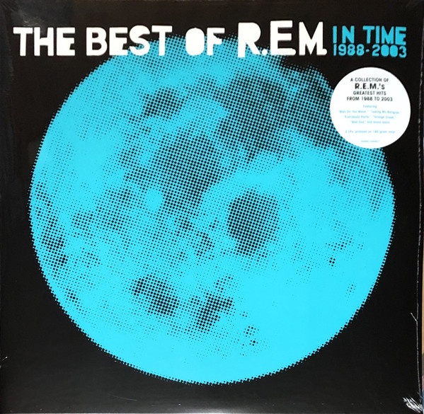 R.E.M. In Time: The Best Of R.E.M. 1988-2003 Vinyl