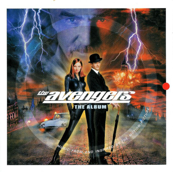 Various The Avengers: The Album (Music From And Inspired By The Motion Picture)