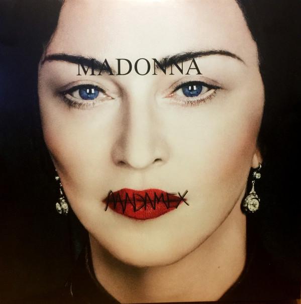 Madonna Madamex Vinyl