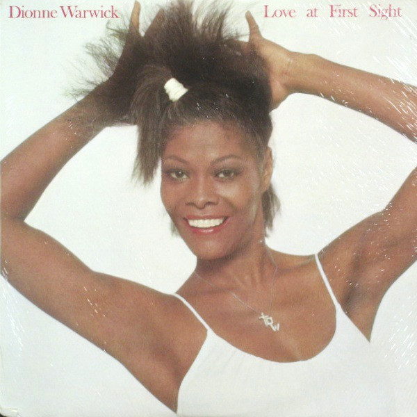 Warwick, Dionne Love At First Sight Vinyl