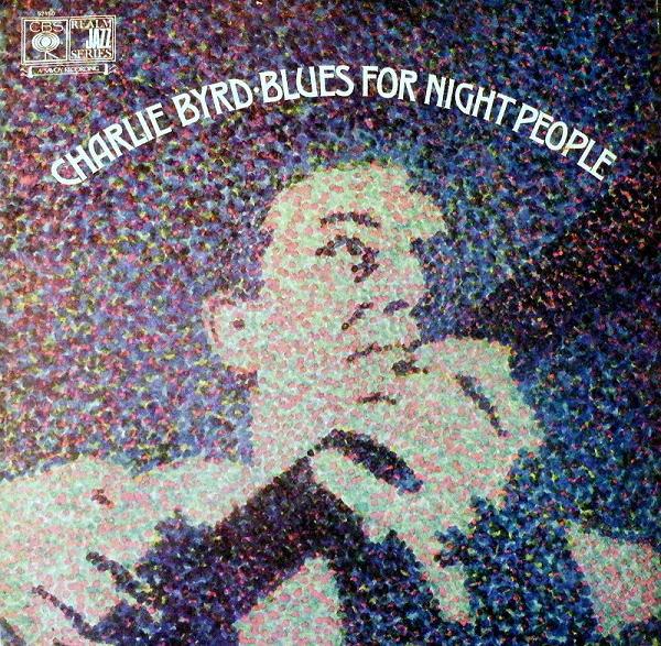 Charlie Byrd Blues For Night People Vinyl