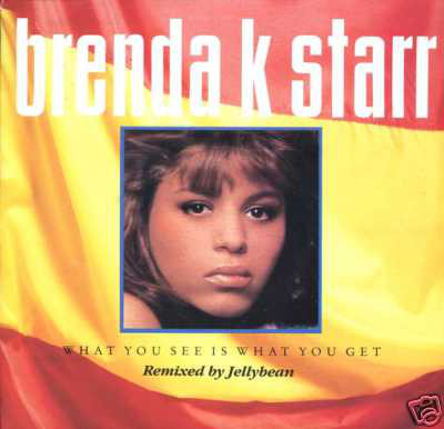 Starr, Brenda K What You See Is What You Get
