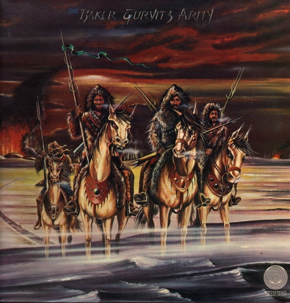 The Baker Gurvitz Army The Baker Gurvitz Army