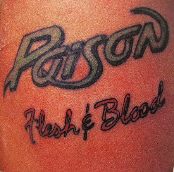 Poison Flesh And Blood