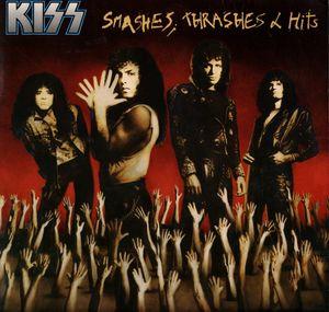 Kiss Smashes Thrashes & Hits