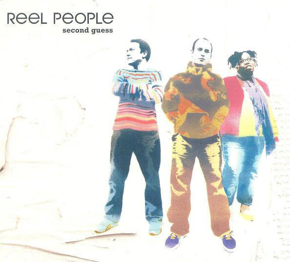 Reel People Second Guess CD