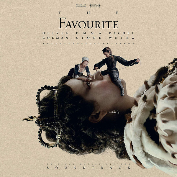 Various The Favourite (Original Motion Picture Soundtrack) Vinyl