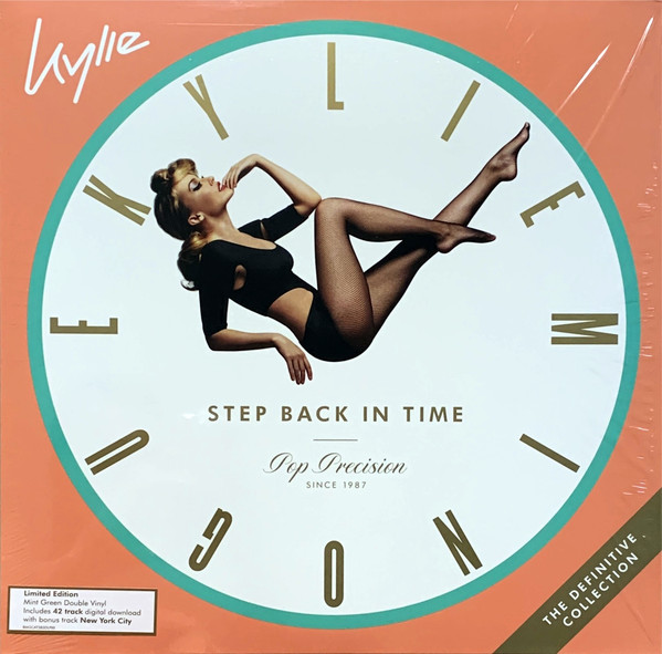 Minogue, Kylie Step Back In Time (The Definitive Collection)