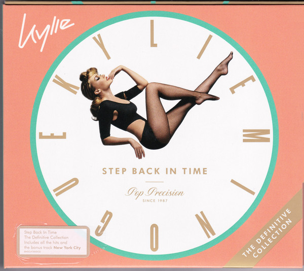 Kylie Step Back In Time (The Definitive Collection)