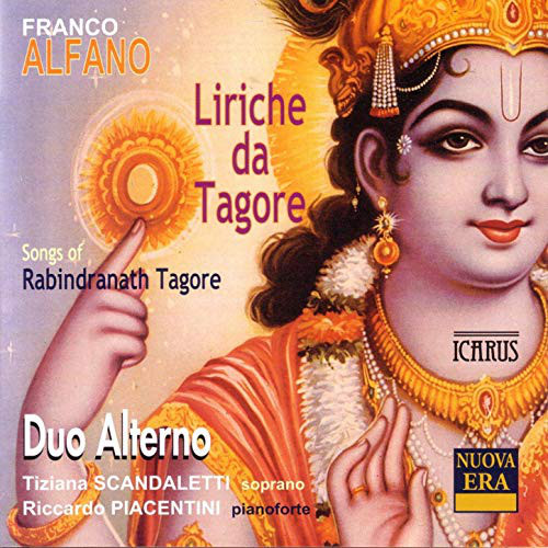 Alfano - Duo Alterno Liriche da Tagore CD