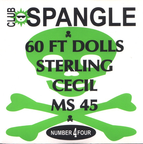 Verious Club Spangle Number4Four