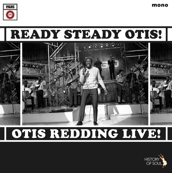 Redding, Otis Ready Steady Otis Live!
