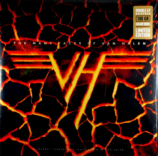 Various Artists The Many Faces Of Van Halen