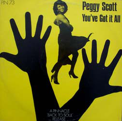 Scott, Peggy You've Got It All Vinyl