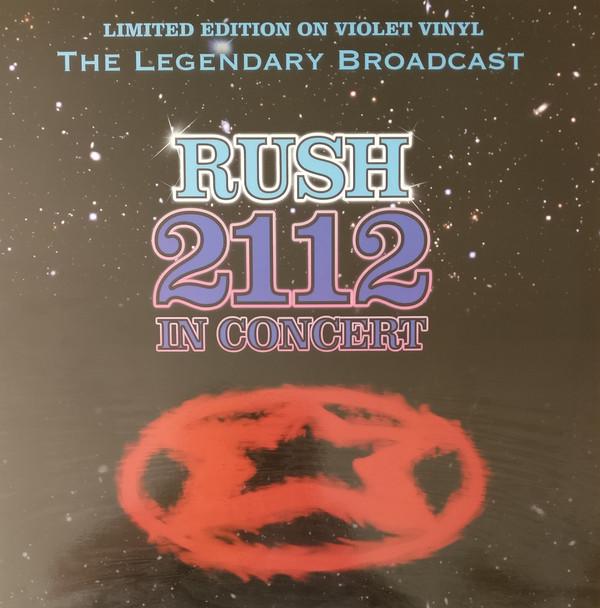 Rush 2112 In Concert