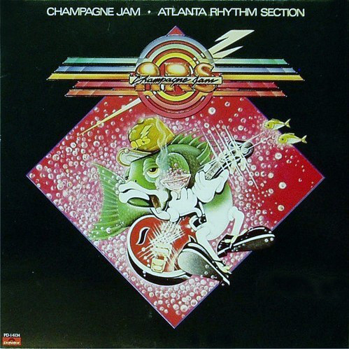 Atlanta Rhythm Section Champagne Jam Vinyl