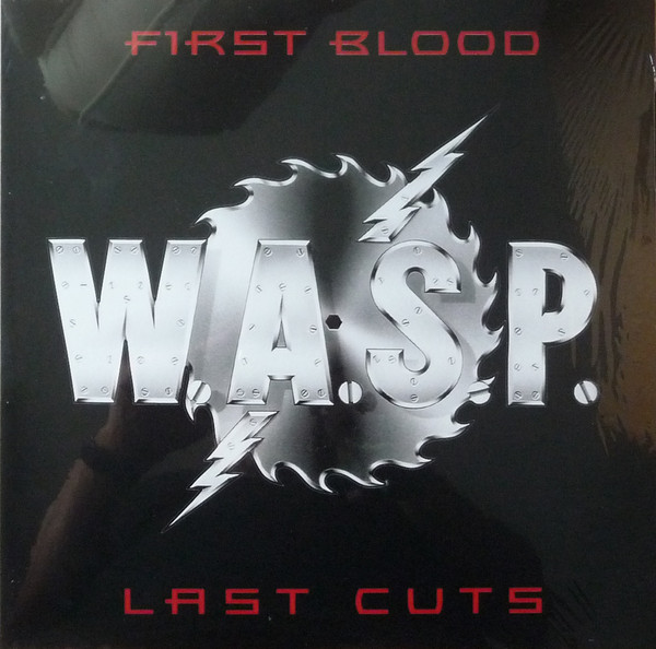 W.A.S.P. First Blood Last Cuts Vinyl