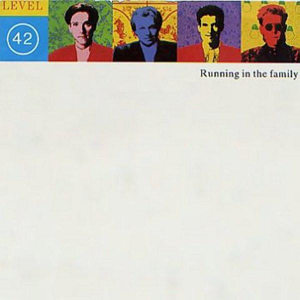Level 42 Running In The Family Vinyl