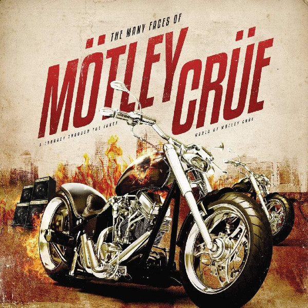 Various The Many Faces Of Mötley Crüe - A Journey Through The Inner World Of Mötley Crüe  Vinyl