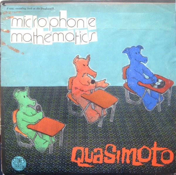 Quasimoto Microphone Mathematics