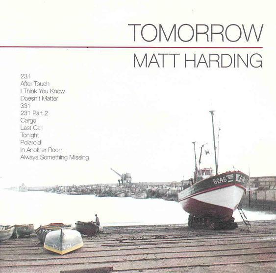 Harding, Matt Tomorrow CD