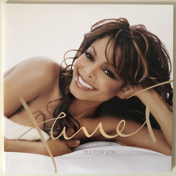 Janet Jackson All For You Vinyl