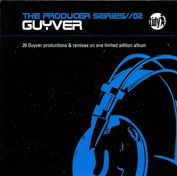 Guyver The Producer Series//02