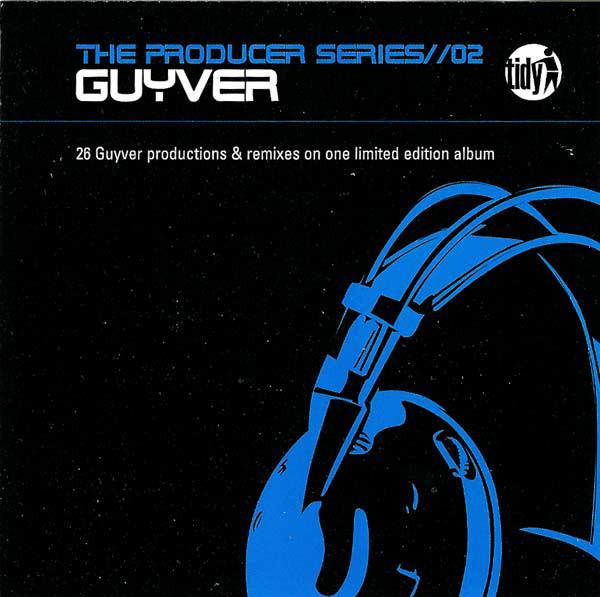 Guyver The Producer Series//02 CD