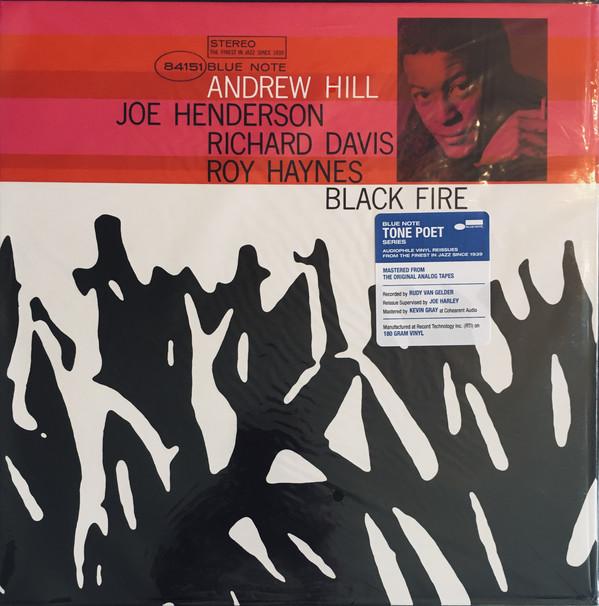 Andrew Hill Black Fire Vinyl