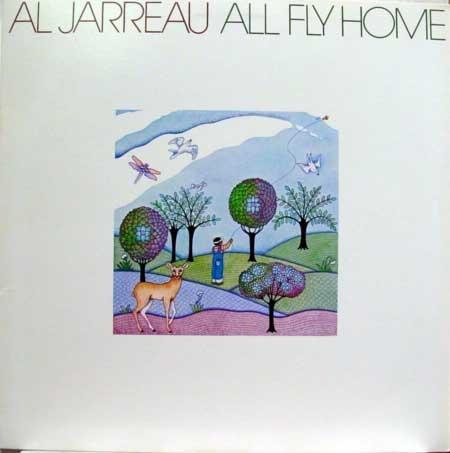 Jarreau, Al All Fly Home Vinyl