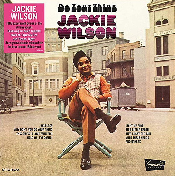 Wilson, Jackie Do Your Thing Vinyl