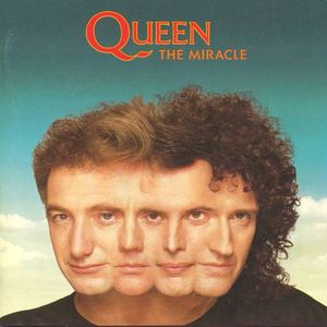 Queen The Miracle Vinyl