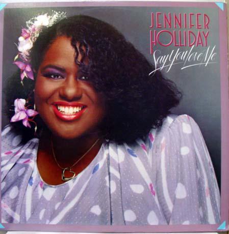 Holliday, Jennifer Say You Love Me Vinyl