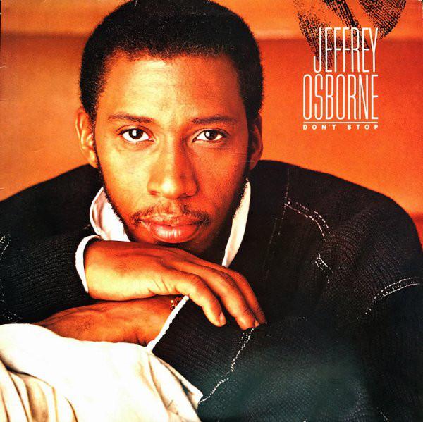 Osborne, Jeffrey Don't Stop Vinyl