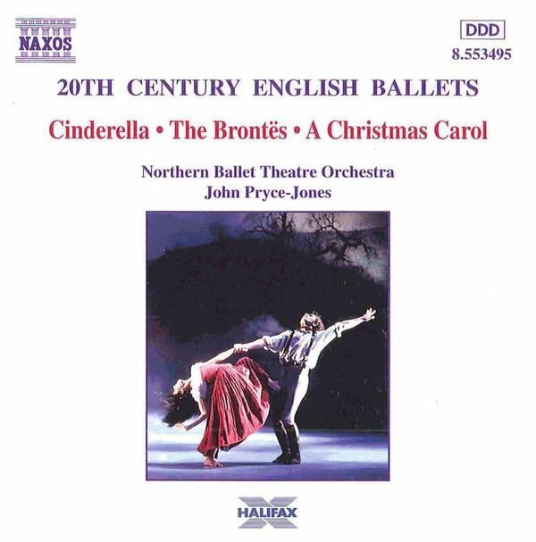 Feeney / Muldowney / Davis - John Pryce Jones, Northern Ballet Theatre Orchestra 20th Century English Ballets Vinyl