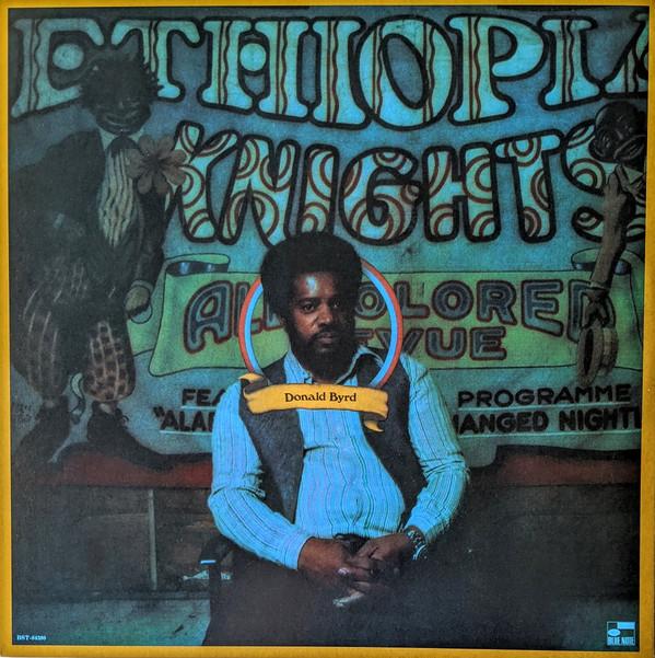 Donald Byrd Ethiopian Knights Vinyl