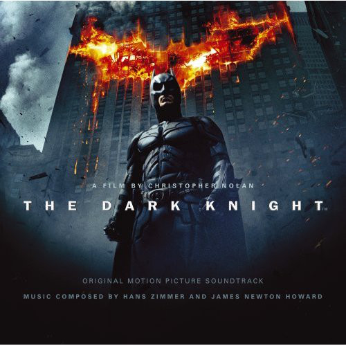 Hans Zimmer And James Newton Howard The Dark Knight: Original Motion Picture Soundtrack Vinyl