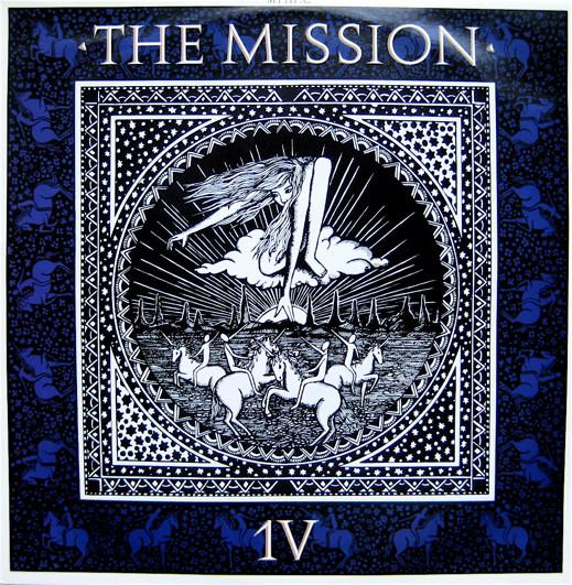 The Mission 1V Vinyl