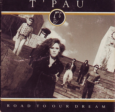 T'Pau Road To Our Dream Vinyl