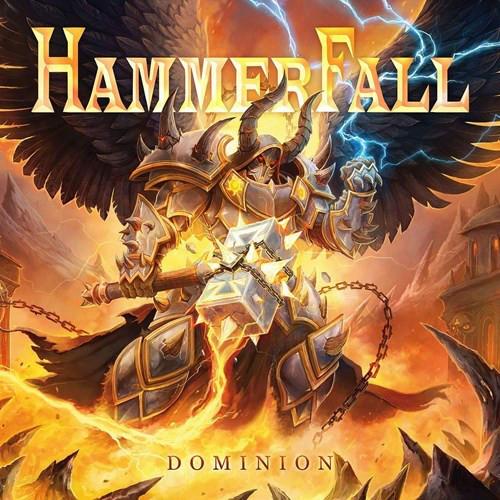 HammerFall Dominion CD