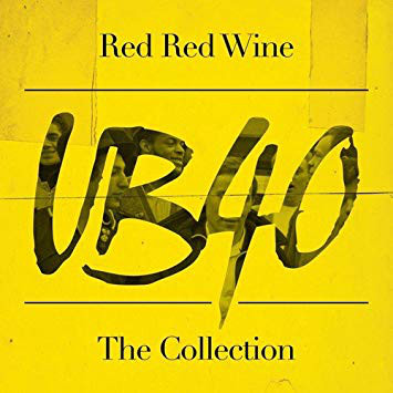 UB40 Red Red Wine (The Collection) Vinyl