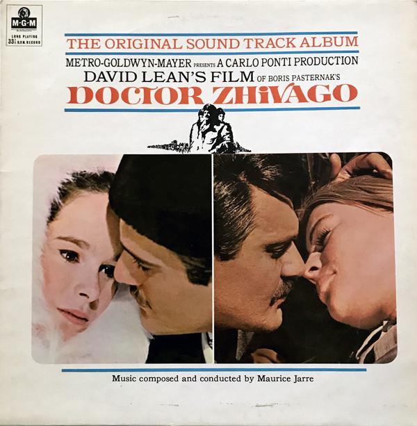Maurice Jarre Doctor Zhivago Vinyl