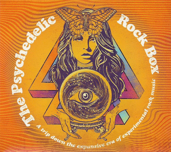 Various The Psychedelic Rock Box CD