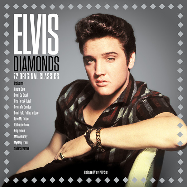 Presley, Elvis Diamonds Vinyl