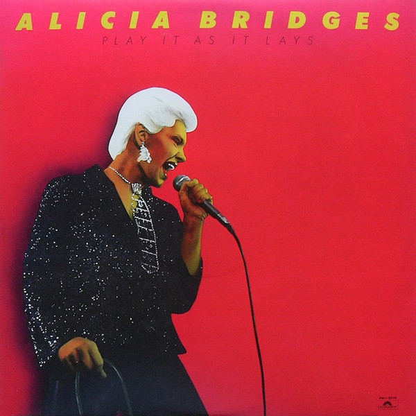 Bridges, Alicia Play It As It Lays Vinyl