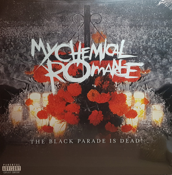 My Chemical Romance The Black Parade Is Dead! Vinyl