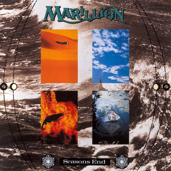 Marillion Seasons End Vinyl