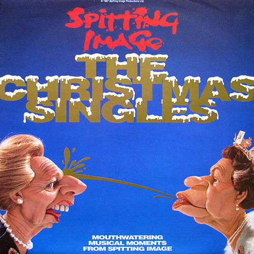 Spitting Image The Christmas Singles Vinyl