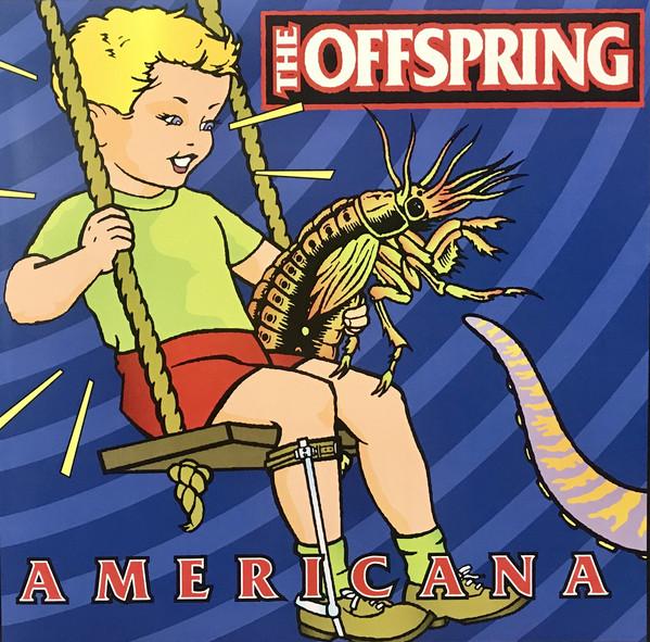 The Offspring Americana Vinyl
