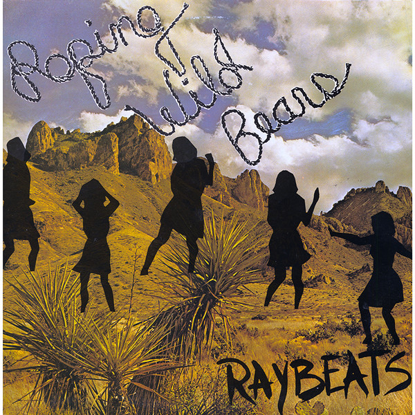 The Raybeats Roping Wild Bears Vinyl